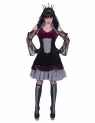 Costume Lady Gothic donna