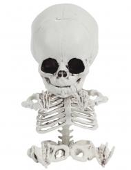 Decorazione bebè scheletro 20 cm