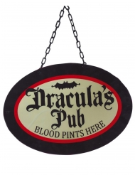 Decorazione luminosa Dracula