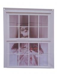 Decorazione per finestra bambola 75 x 90 cm