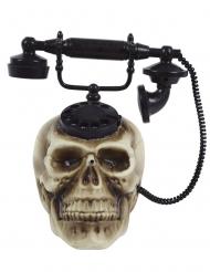 Decorazione sonora e animata telefono 22 x 25 cm
