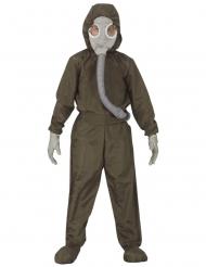 Costume tuta nucleare bambino