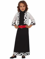 Costume Miss Dalmata bambina