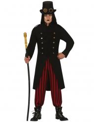 Costume steampunk adulto