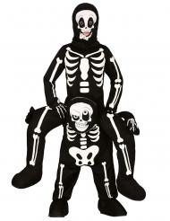 Costume Carry Me scheletro bambino