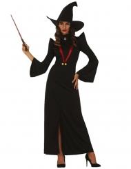 Costume insegnante di magia donna