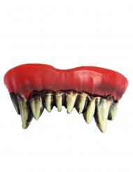 Dentiera clown dell