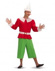 Costume da Pinocchio™ per adulto