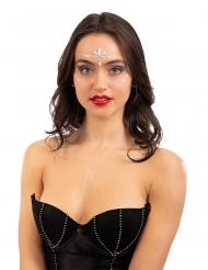 Tatuaggi adesivi cristallo fosforescente donna