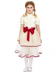 Costume bambola di porcellana per bambina