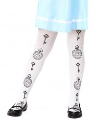 Calze bianche Miss Alice bambina