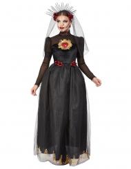 Costume sposa nera donna