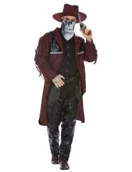 Costume da cowboy misterioso per uomo