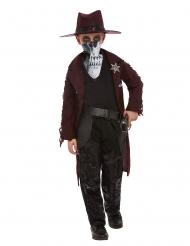 Costume da cowboy misterioso per bambino