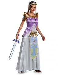Costume principessa Zelda™ deluxe per donna