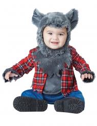 Costume lupo mannaro bebè