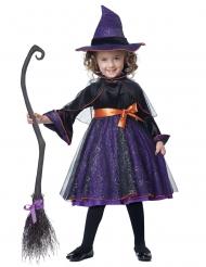 Costume strega abracadabra bambina