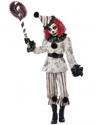 Costume clown sinistro bambino