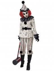 Costume clown sinistro adulto