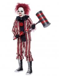 Costume clown degli incubi bambino