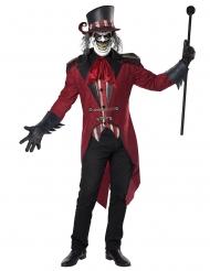 Costume domatore spaventoso adulto