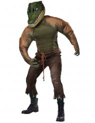 Costume uomo coccodrillo adulto