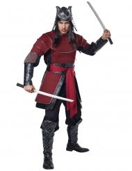Costume guerriero samurai uomo