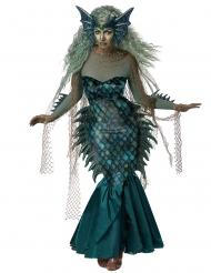 Costume da sirena malvagia donna