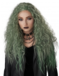 Parrucca lunga e ondulata per donna