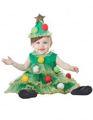 Costume albero di Natale bebè