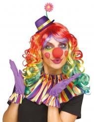Kit da clown giocoso per adulto