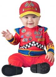 Costume pilota da corsa per bebè