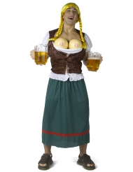 Costume bavarese con serbatoio adulto
