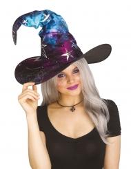 Cappello da strega cosmico adulto