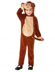 Costume scimmia sorridente per bebè