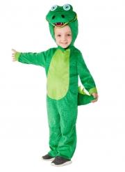 Costume piccolo coccodrillo per bebè