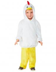 Costume pollo bebè