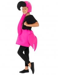 Costume fenicottero rosa bambino
