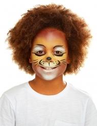 Kit trucco e accessori da leone per bambino