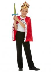 Kit accessori da re per bambino