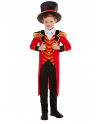 Costume presentatore circo bambino