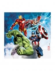 20 Tovaglioli biodegradabili Avengers™