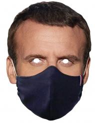 Maschera da presidente con la mascherina