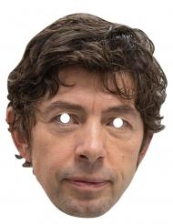 Maschera du cartone da Drosten