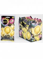 5 Palloncini dorati led Illoms™