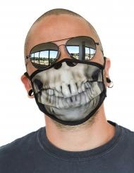 Mascherina scheletro adulto