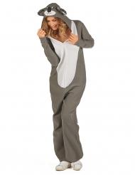 Costume koala donna