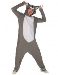 Costume koala uomo