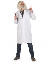 Costume camice da dottore adulto
