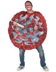 Costume da virus per adulto